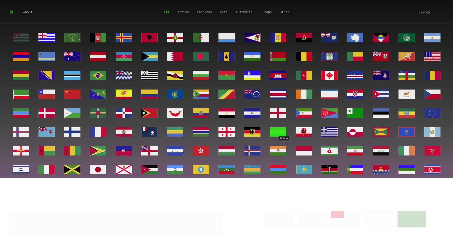 Mircea Mocanu Fake Flag Designer