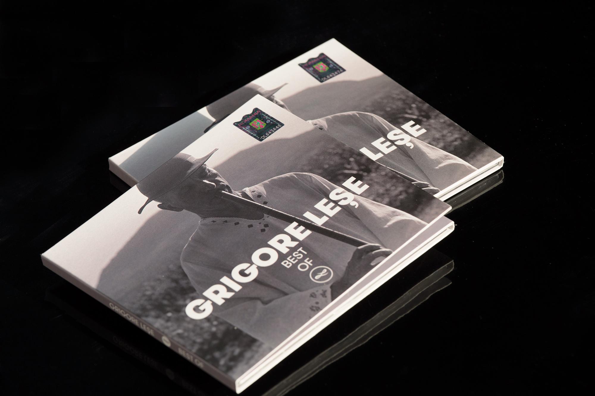Brand Identity Mircea Mocanu Grigore Lese
